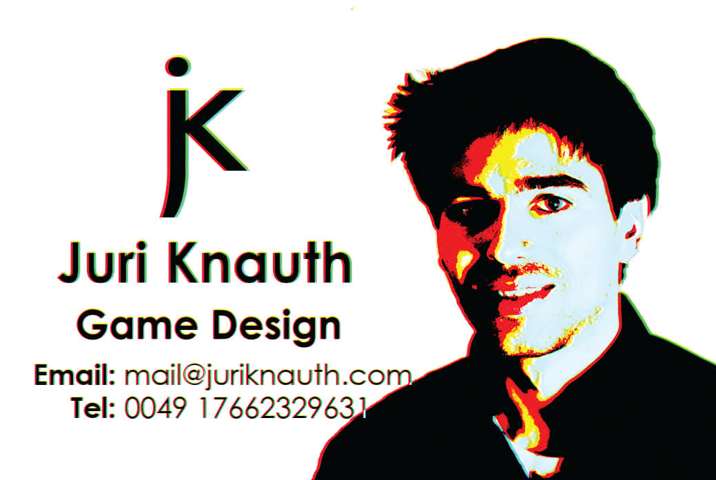 Business-Card Front